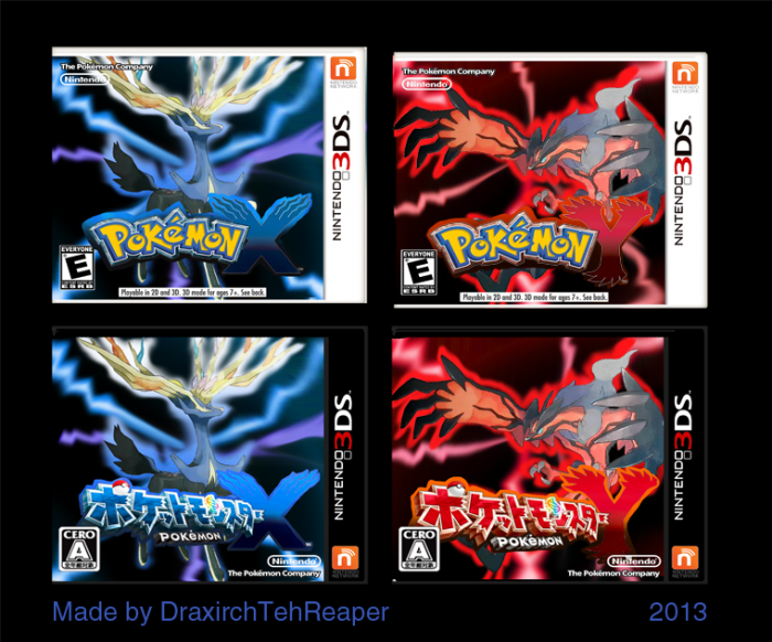 pokemon x and y for drastic emulator