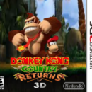 DK Country Returns Box Art Cover