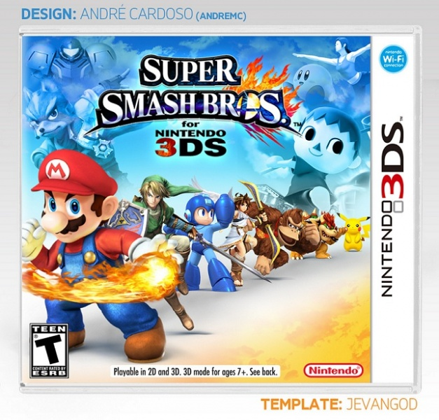 Super smash bros 3ds matchmaking