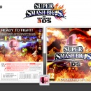 Super Smash Bros. For 3DS Box Art Cover