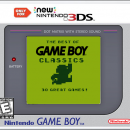 The Best Of Game Boy Classics Box Art Cover