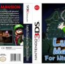 Luigi's Mansion for Nintendo 3DS Box Art Cover