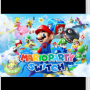 Mario Party for the Nintendo Switch Box Art Cover