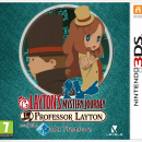 Layton's Mystery Journey: PL and the RT Box Art Cover