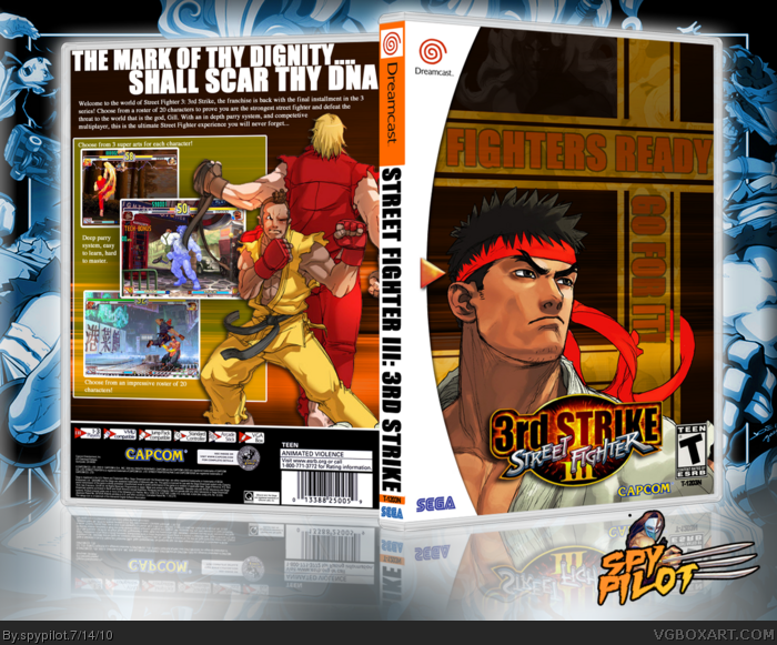 how to get street fighter third strike on ios