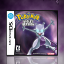 Pokemon: Violet Version Box Art Cover