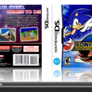 Sonic Adventure 2 DS Box Art Cover
