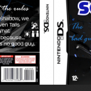 Sonic: The Bad Guy Box Art Cover