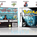 Pokemon: Sorta looks like a Dinner Plate Version Box Art Cover