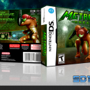 Metroid Dread Box Art Cover