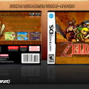 The Legend of Zelda: Battle of Legends Box Art Cover