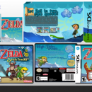 The Legend of Zelda - DS Bundle Box Art Cover