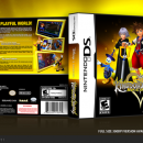 Kingdom Hearts Re:coded Box Art Cover