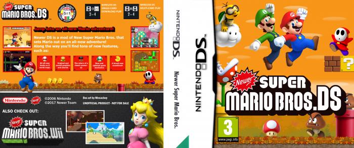 Newer Super Mario Bros - Glendance