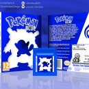 Pokemon Blue Box Art Cover