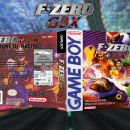 F-Zero GBX Box Art Cover