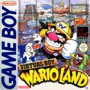 Virtual Boy Wario Land Box Art Cover