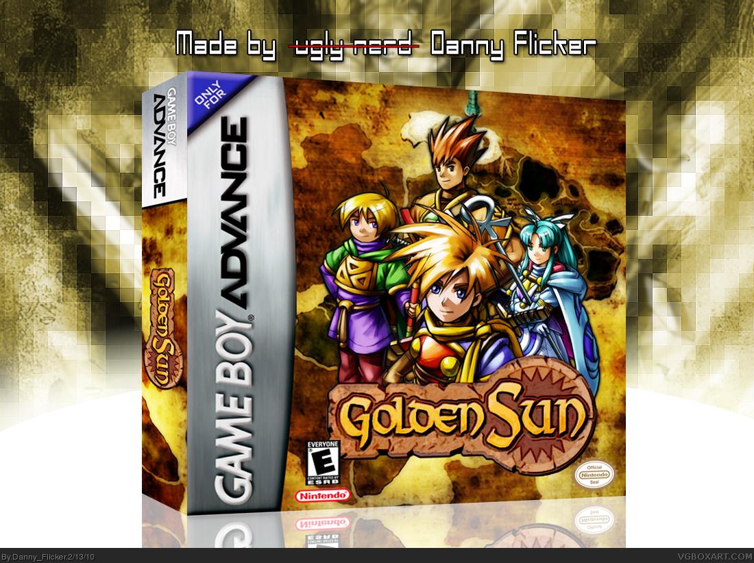 gba golden sun
