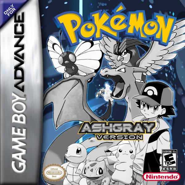 pokemon ash gray free download for computer