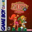 The Legend of Zelda: Oracle of Seasons Box Art Cover