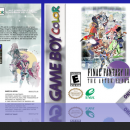 Final Fantasy IV: The After Years Box Art Cover