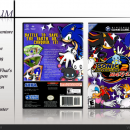 Sonic Adventure 2 Battle Box Art Cover