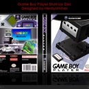 Game Boy Player Startup Disc Box Art Cover