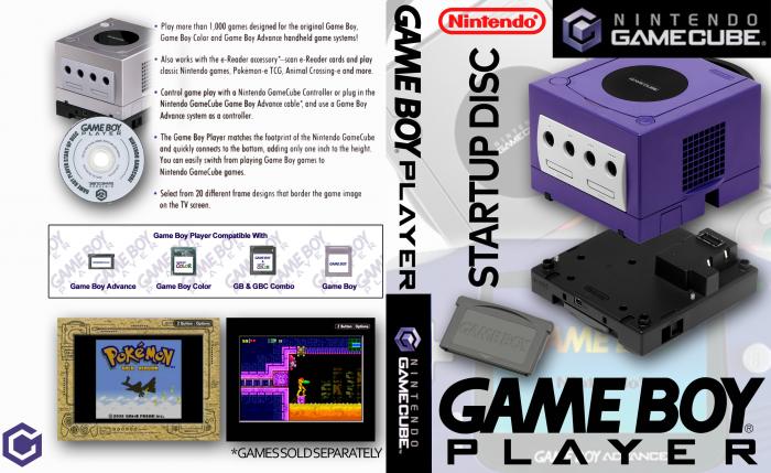 gamecube gameboy player