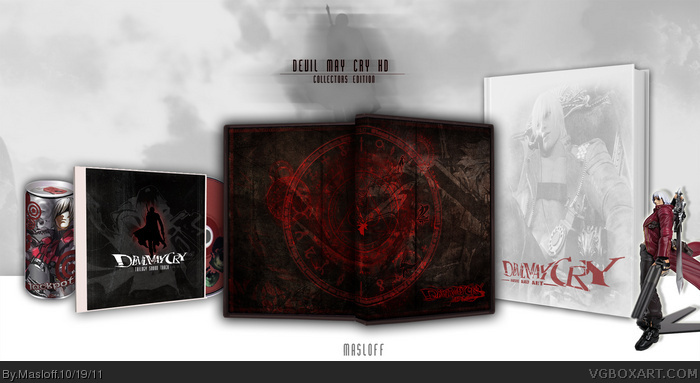 Devil May Cry Hd Collectors Edition