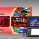 Super Smash Bros. Dimensions Limited Edition 3DS XL Box Art Cover