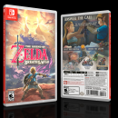 The Legend of Zelda: Breath of the Wild Box Art Cover