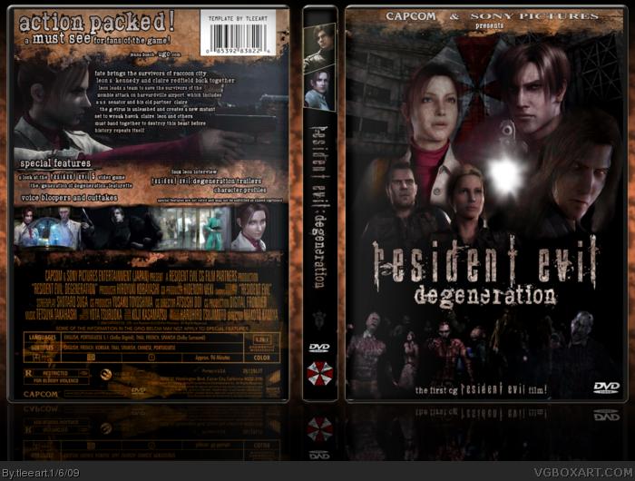 EVIL DEGENERATION RESIDENT BAIXAR FILME
