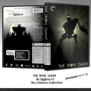 The Iron Giant Box Art Cover