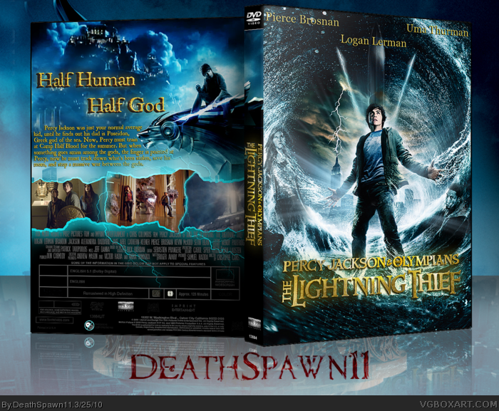 percy jackson & the olympians the lightning thief full movie