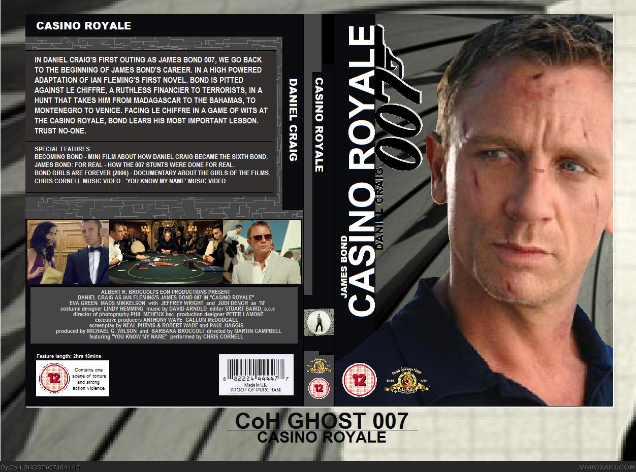 ROYALE CASSINO BAIXAR 007 DUBLADO RMVB FILME