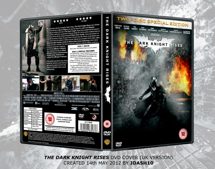 batman begins 2 disc special edition dvd
