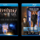 Doctor Who - The Day of The Doctor Box Art Cover