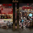 Marvel's Avengers: Age Of Ultron Box Art Cover
