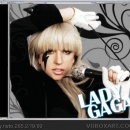 Lady GaGa Box Art Cover