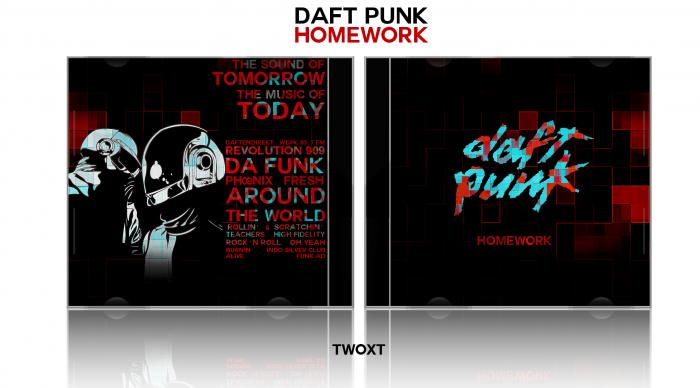 Daft punk homework best buy