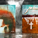 Metallica - Master Of Puppets Box Art Cover