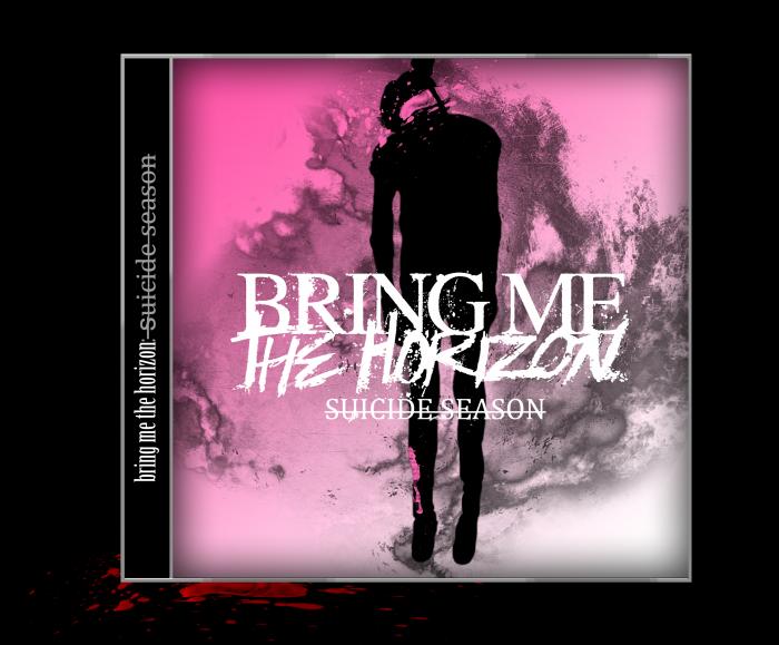 Bring Me The Horizon : Suicide Season Music Box Art Cover ...