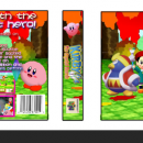 Kirby 64: The Crystal Shards Box Art Cover
