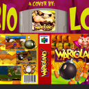 Wario Land 64 Box Art Cover