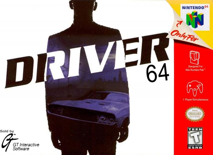 64 drivers: