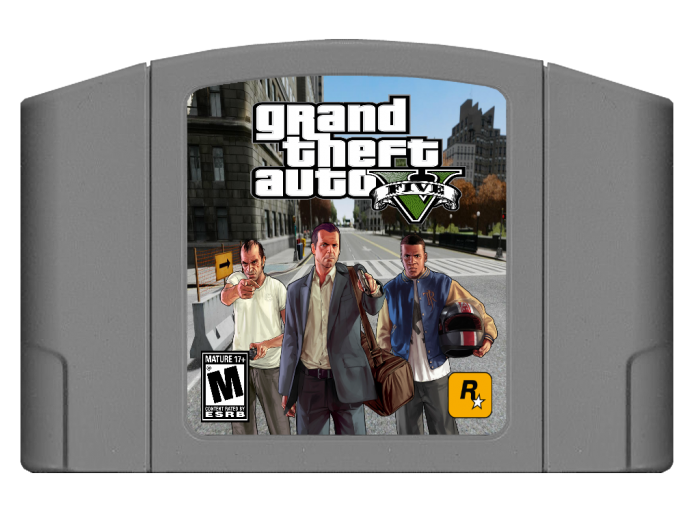Nintendo Game Cube Grand Theft Auto