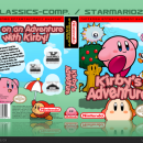Kirby's Adventure Box Art Cover