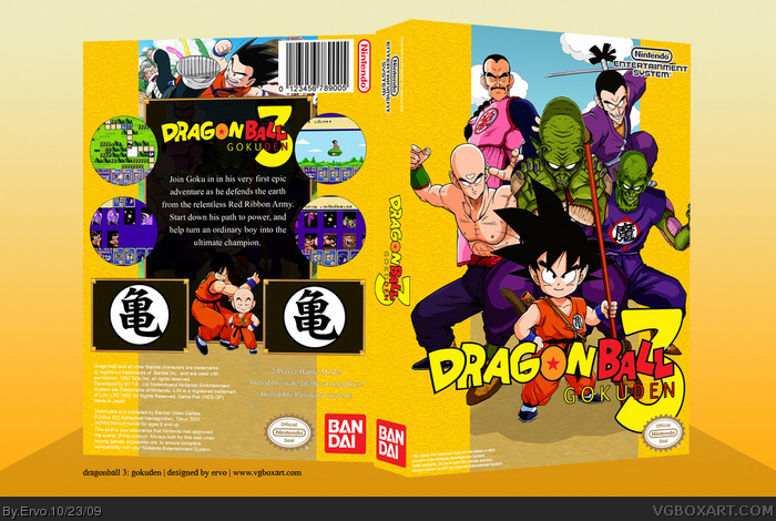 Todos los Juegos de Dragon Ball (1986-2015) Parte1