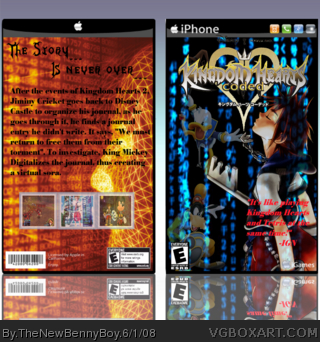 how to find passwords on iphone kingdom hearts coded iphone pc box cover by 18808