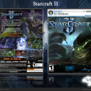 StarCraft II Box Art Cover